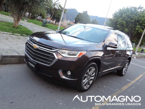 Chevrolet New Traverse Premier 3.6 At 4x4