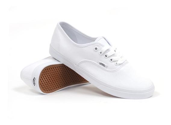 Tenis Vans Blanco Dama