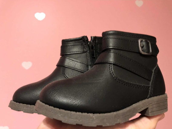 Botas Zapatos Carters Cuero Talle 8