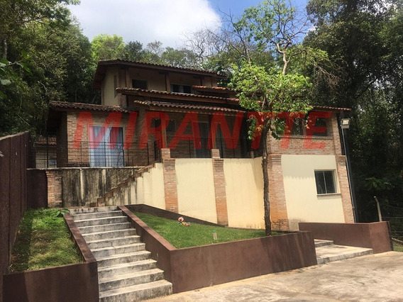 Sobrado Em Serra Da Cantareira - São Paulo, Sp - 331712