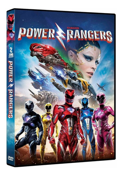 Power Rangers Dacre Montgomery Pelicula Dvd