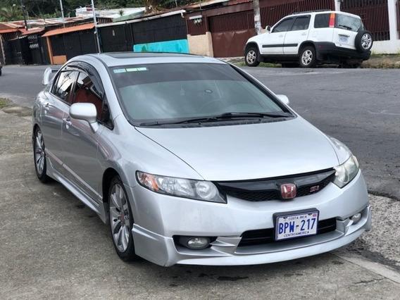 Honda Civic Si 2011