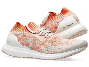 Tenis Ultraboost Uncaged adidas Hombre Correr Running Boost