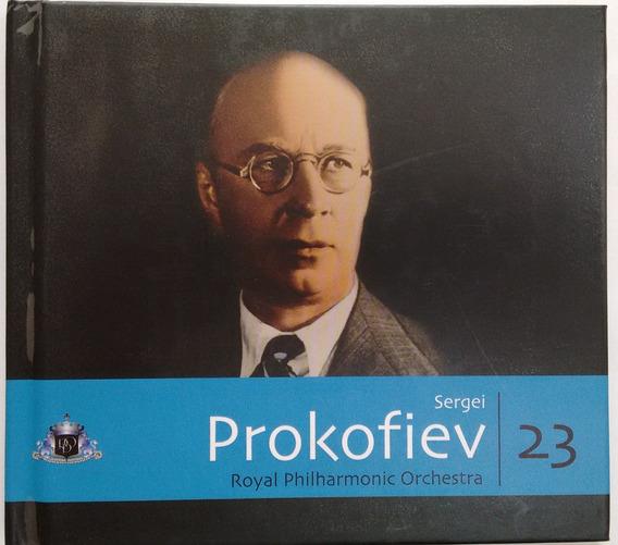 Cd Coleção Folha Música Clássica - Vol.23 - Sergei Prokofiev