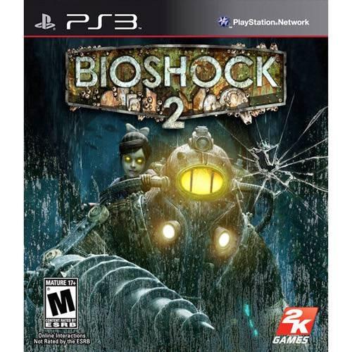 Jogo Bioshock 2 - Ps3 Mídia Física Usado