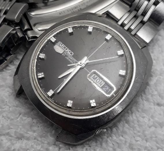 Relógio Seiko Automático 6119 Para Revisar