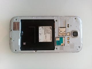 Celular Sansung Galaxy S4 - Danificado