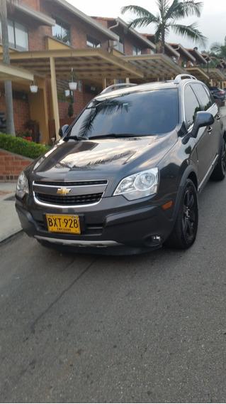 Chevrolet Captiva Sport 2.4 Modelo 2011