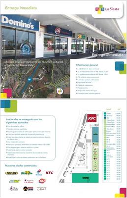 Alquiler Locales De 122m2 En Plaza Mas La Siesta