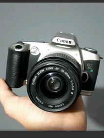 Câmera Analógica Profissional Canon Eos 500n
