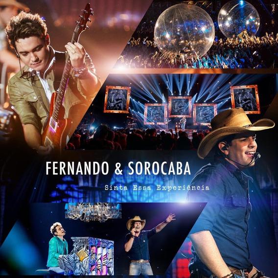 Fernando & Sorocaba - Sinta Essa Experiência - Cd
