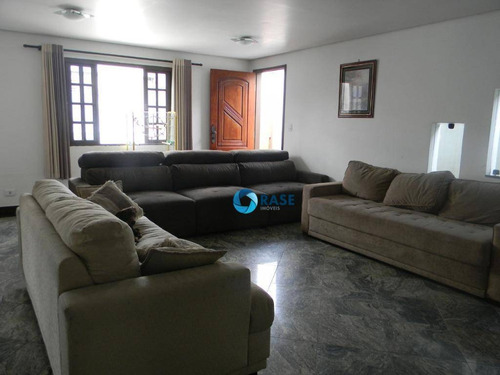 Imagem 1 de 19 de Casa Com 3 Dormitórios À Venda, 250 M² Por R$ 700.000,00 - Parque América - São Paulo/sp - Ca2183