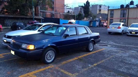 Ford Ghia V6 Eléctrico