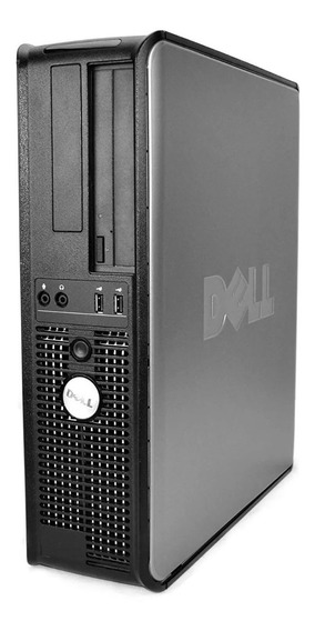 Cpu Dell Optiplex 330 Core 2 Duo 2gb Hd160gb Pronta Entrega Com Nota Fiscal E Garantia