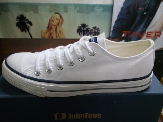 Zapatilla John Foos Classic N° 36 37 38 39