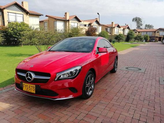 Mercedes Benz Clase Cla180 En Excelente Estado