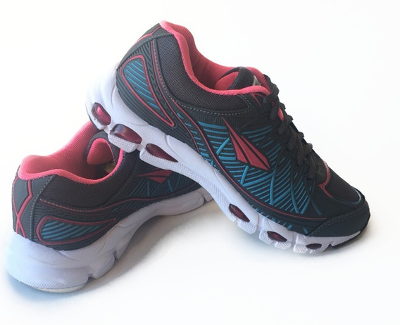 Tênis Feminino Biaritz Para Corridas, Caminhadas Ou Academia