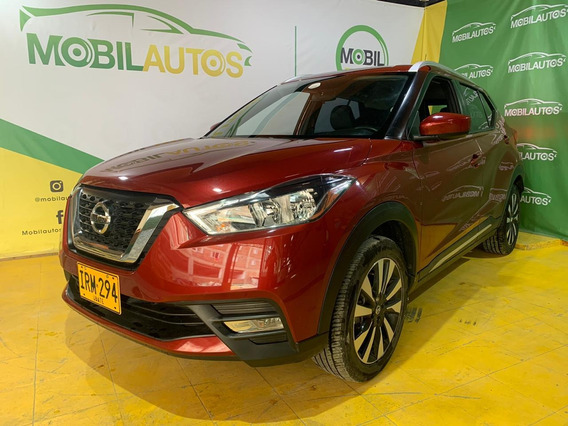 Nissan Kicks Sense Fe 1.6 2018
