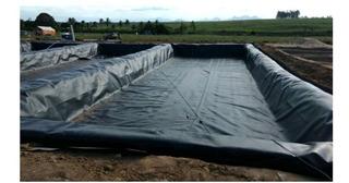 Lona P/ Reservátorio De Água Geomembrana 135m³