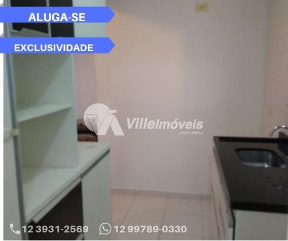 Apartamento Para Aluguel, 2 Dormitórios, Jardim Satélite - São José Dos Campos - 639