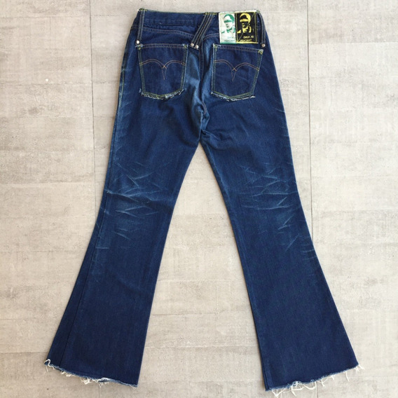 Calça Jeans Escuro Feminina King
