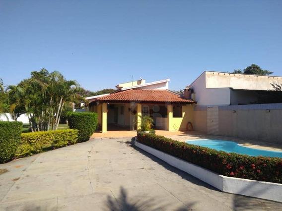 Chácara Residencial À Venda, Zona Rural, Santo Antônio Do Aracanguá - Ch0017. - Ch0017