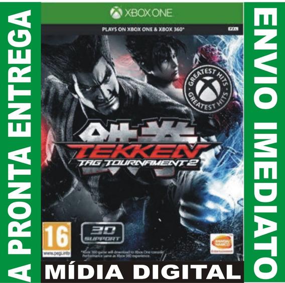 Tekken Tag Tournament 2 Xbox One Digital