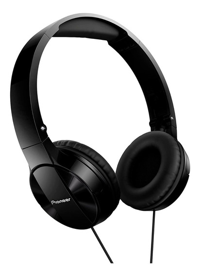 Auriculares Pioneer Se-mj503 Over-ear Negro