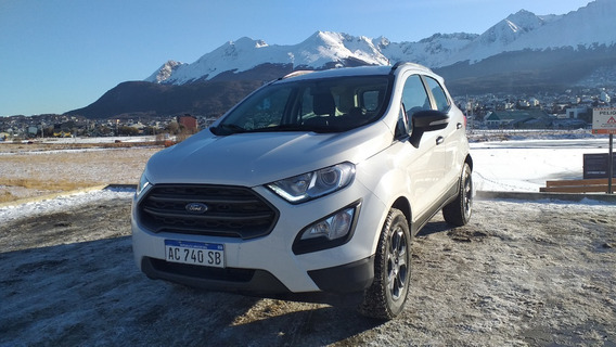 Ford Ecosport Freestyle 2.0l A/t N 4wd