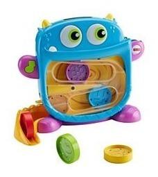 Monstro Labirinto Divertido Fisher Price - Mattel Ffc06 Matt