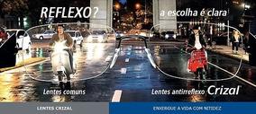 bb4e98785 Lentes Stylis Crizal Original, Apenas R$ 290,00 O Par - Óculos no ...
