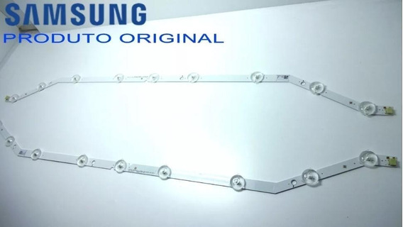 Kit De Barra De Led Tv Samsung Un32 J4200ag Original