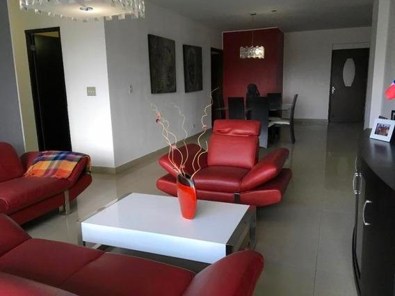 Vendo Apartamento Amoblado En Ph The Palm, Obarrio 20-390