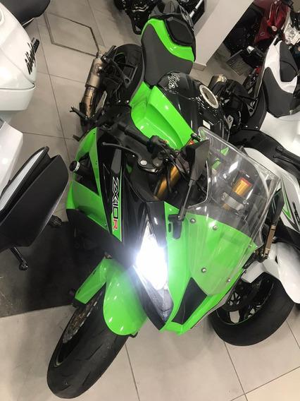 Kawasaki Zx10r 2013 Accesorios + Electrónica