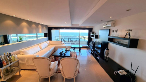 Apartamento En Venta Torre Lobos, 3 Suites + Servicio. - Ref: 342