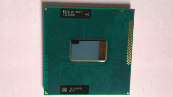 Cpu Processador Intel Core I5 3210m Mobile Sr0mz 2.50 Ghz