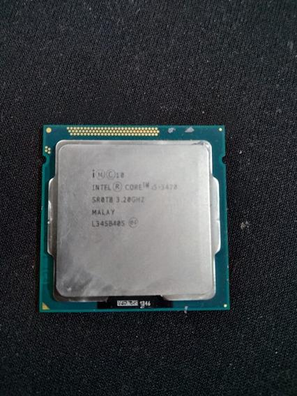 Processado I5 3470 3.6ghz 1155 3ª Geração + Cpu Cooler