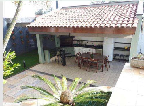 Imagem 1 de 22 de Casa Em Jundiaí 290 M² 3 Dorms, Churrasqueira, Piscina | 5868 - V5868
