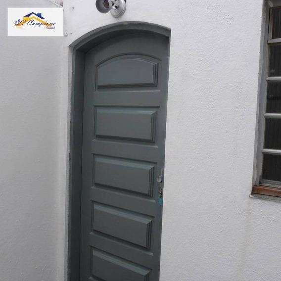 Casa Com 1 Dormitório Para Alugar, 40 M² Por R$ 800,00/mês - Casa Verde Alta - São Paulo/sp - Ca0702
