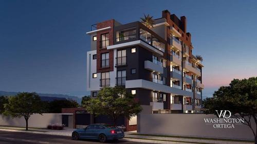 Cobertura À Venda, 92 M² Por R$ 500.000,00 - Centro - São José Dos Pinhais/pr - Co0031