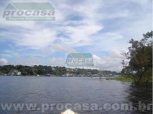 Terreno À Venda, 840 M² Por R$ 1.500.000,00 - Puraquequara - Manaus/am - Te0710