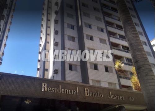 Imagem 1 de 18 de Apartamento À Venda 3 Dormitórios No Bairro Bosque Em Campinas - Ap22011 - Ap22011 - 69399597