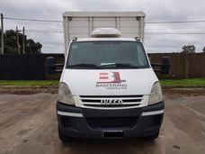 Iveco Daily 70c16 2008 Caja Chamula