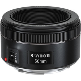 Lente Canon Ef 50mm F/ 1.8 Stm À Vista