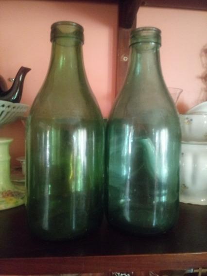 Antigua Botella De Leche