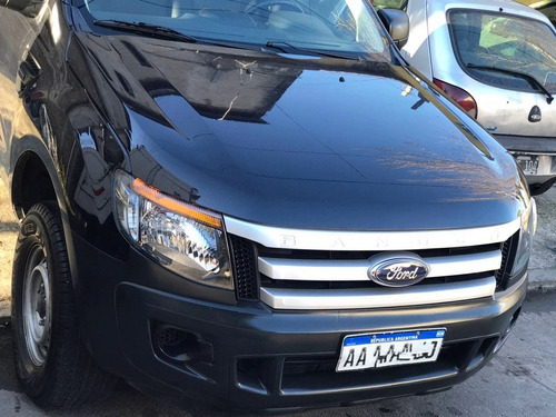 Ford Ranger 2016safety 4x2 49.000km  Nafta/gnc Cabina Simple