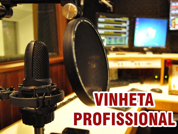 Gravação Carros De Som, Vinheta, Etc Voz+trilha Oferta