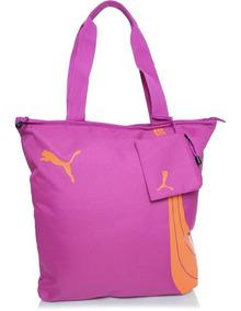 Bolsa Feminina Puma Fundamentals Shopper - Original Nova