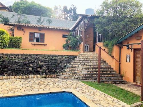 Casa Com 3 Dormitórios À Venda, 290 M² Por R$ 1.370.000,00 - Fazendinha - Carapicuíba/sp - Ca2575