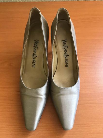 Hermosas Zapatillas Yves Saint Laurent Originales
